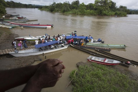 Defensoría en alerta por secuestros en Bajo Baudó - El Colombiano