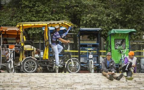 Piden al Gobierno Nacional no reglamentar bicitaxis