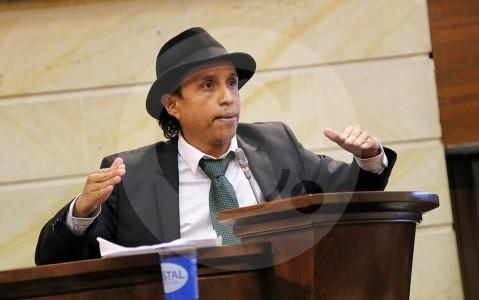 "Partido ASI expulsó al senador Jonatha Tamayo ""Manguito"""