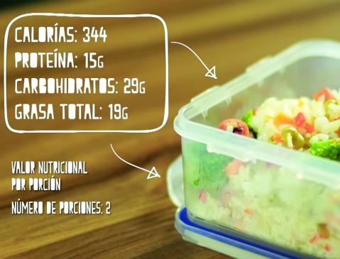 Cocas comida saludable y f cil de hacer - Que hacer de comer facil y rapido ...