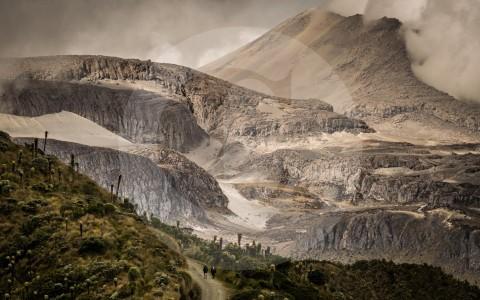 Mantienen alerta amarilla por actividad sísimca en Volcán Nevado del Ruiz