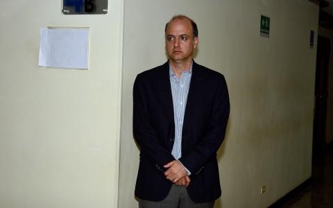 Exviceministro Gabriel García Morales fue condenado a cinco años por corrupción en Odebrecht