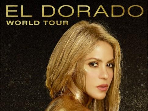 Shakira anuncia gira en Europa; sin fechas aún en Latinoamérica