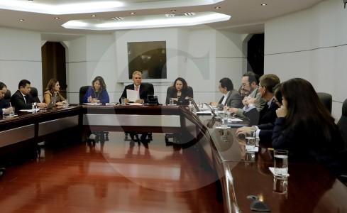 Presidente Duque se reúne con partidos en busca de consenso nacional