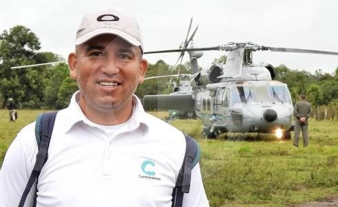 Gobierno ofrece recompensa por asesinos de líder ambiental en La Macarena