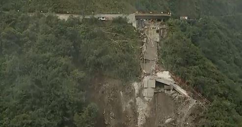 En ocho segundos: el video de la implosión del puente Chirajara