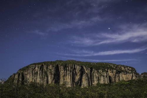 El Parque Natural Sierra de Chiribiquete tiene componentes mixtos: naturales y culturales. Foto @es.unesco.org
