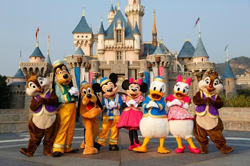 Lista la integración de Disney y Fox en Colombia. Foto: Disney