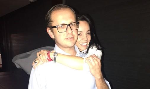 Esposa de Andrés Felipe Arias envía mensaje por su inminente extradición