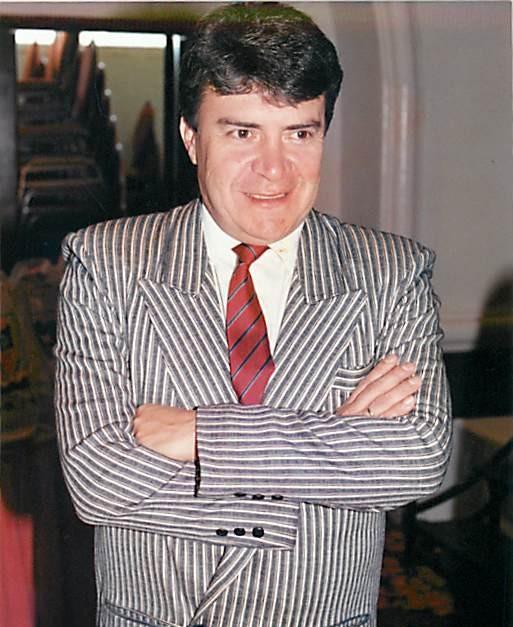Muere El Presentador Y Locutor Jairo Alonso Vargas