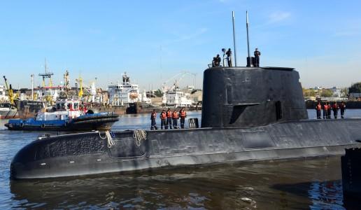 Hallan submarino ARA San Juan desaparecido hace un año