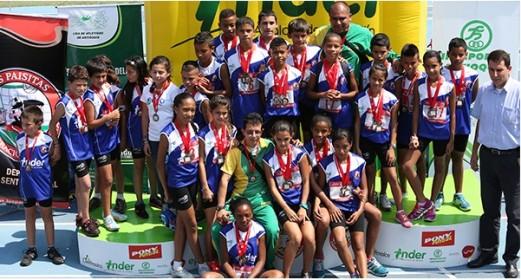 San Juan de Urabá viene al Pony por los dos podios del atletismo - El Colombiano