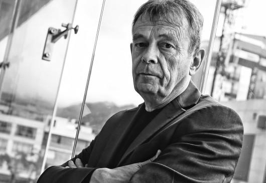 El autor francés Pierre Lemaitre vive en un mundo sumido en oscuridad, por eso su novela no podía ser más que negra. Generación conversó con él. FOTO CORTESÍA