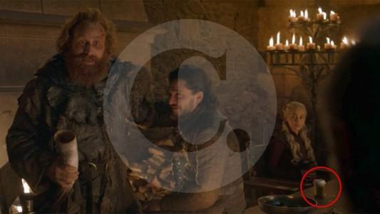 Vaso de Starbucks aparece en Game Of Thrones