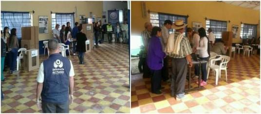 Abriaquí vota este domingo en elecciones para elegir alcalde - El Colombiano