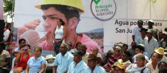 A San Juan de Urabá el agua no volverá a llegar en burro - El Colombiano
