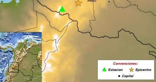 Temblor en Pasto no deja reporte de víctimas ni daños ...