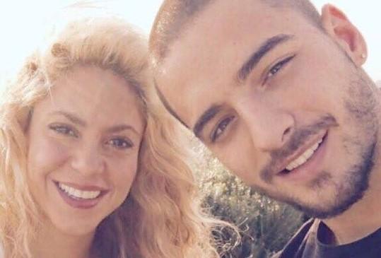 Shakira y Maluma viven un amor prohibido