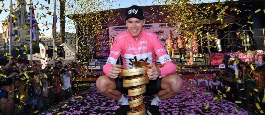 Chris Froome. FOTO EFE