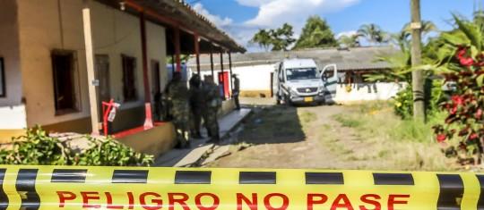 Fin de semana sangriento en Cauca: asesinan a cuatro personas