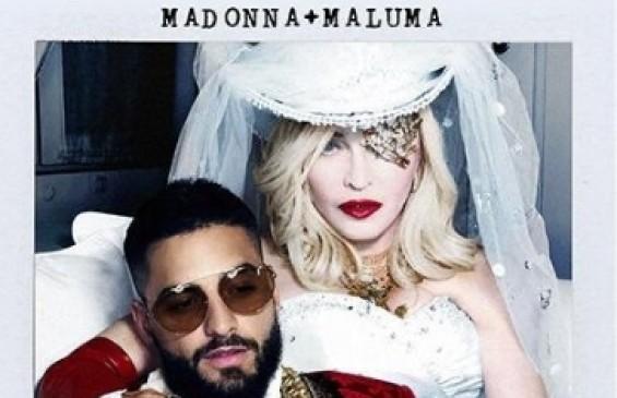 Madonna anunció la salida de
