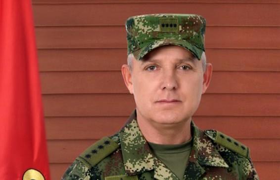 General Alberto Mejía, es el nuevo comandante de las Fuerzas Militares