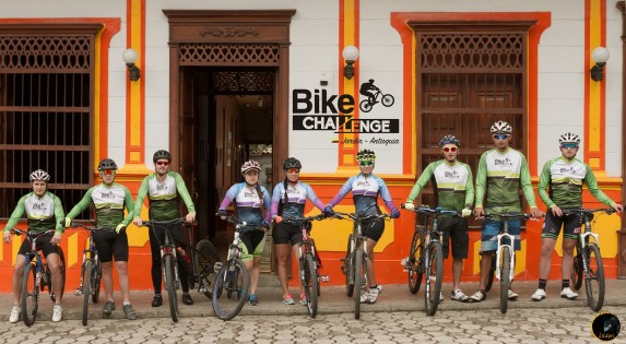 Jard n prepara fiesta del bike challenge for Jardin antioquia fiestas 2016