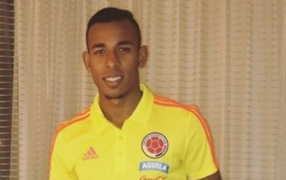 Sebastián Villa feliz por llamado a la Selección