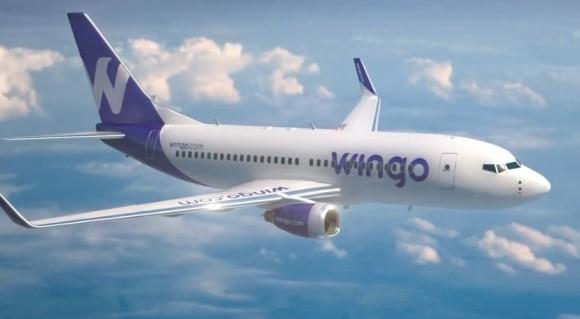 Aerolínea Wingo llega a México