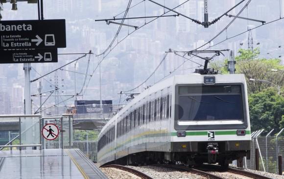 El Metro de Medellín cierra dos estaciones por fallas en una catenaria