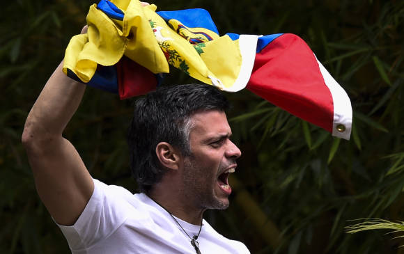Tras video de Leopoldo López preparan nueva marcha contra Maduro — Venezuela
