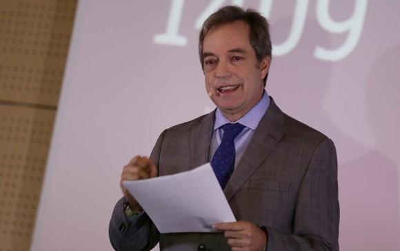 Perfetti aseguró que nueve de las 12 actividades medidas presentaron un crecimiento positivo. FOTO COLPRENSA