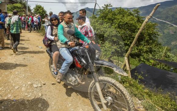Alias Cabuyo es el cabecilla de la disidencia del frente 36 de las Farc. FOTO: Archivo EL COLOMBIANO
