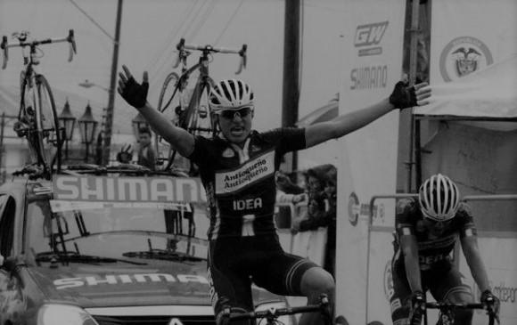 Exciclista Alejandro Ceballos falleció en accidente en vía Medellín-Bogotá