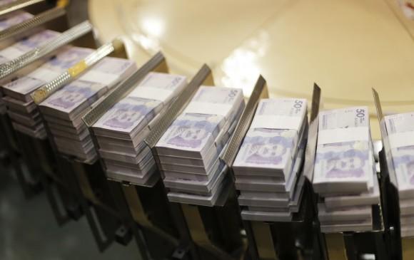 Los planteamientos abordados en las mesas de discusión entre la mesa de subcomisión de ponentes y MinHacienda permitirían recaudar apenas 8,2 billones de pesos de los 14 billones de pesos faltantes del presupuesto 2019. Foto Colprensa