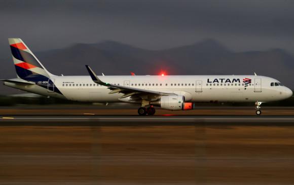 Huelga en Latam: continúa cancelación de vuelos nacionales ya puntos de Sudamérica