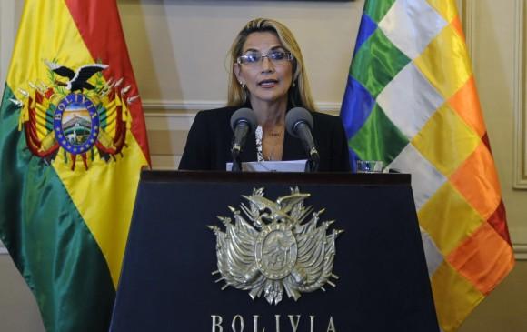 Parlamento de Bolivia promulga ley para elecciones en 90 días