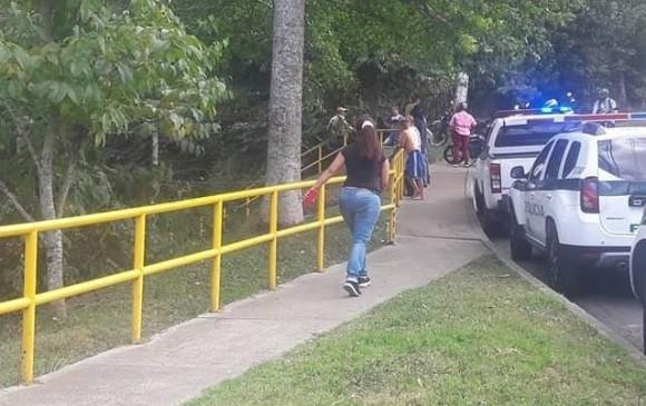 Indignación por aberrante caso de menor de edad asesinada en Medellín