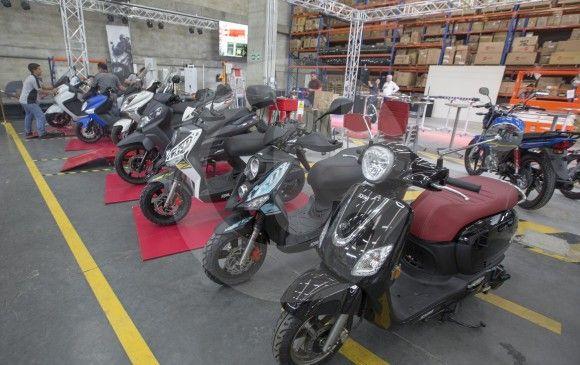 Se matricularon 41.486 motocicletas nuevas en el país durante enero