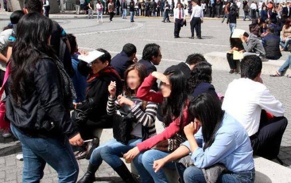 El 19,7 % de los jóvenes en Medellín no estudia ni trabaja