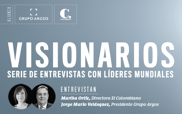 Espere la segunda entrega de Visionarios: Jorge Quiroga, expresidente de Bolivia