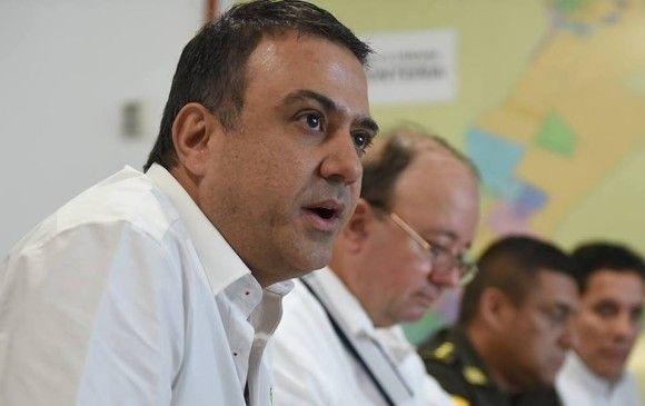 Procuraduría suspende provisionalmente por 3 meses a Edwin Besaile, gobernador de Córdoba