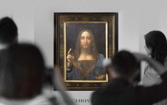 Identifican a príncipe saudí que compró un da Vinci por $450 millones