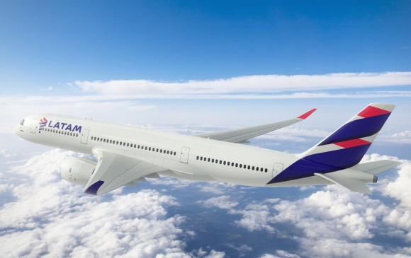Latam Airlines. FOTO Colprensa