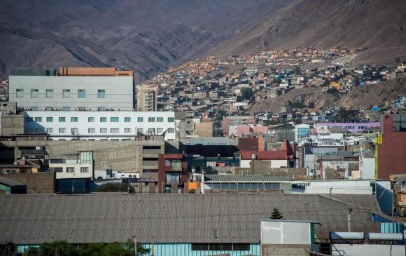 Temblor de 5,4 en Antofagasta Chile