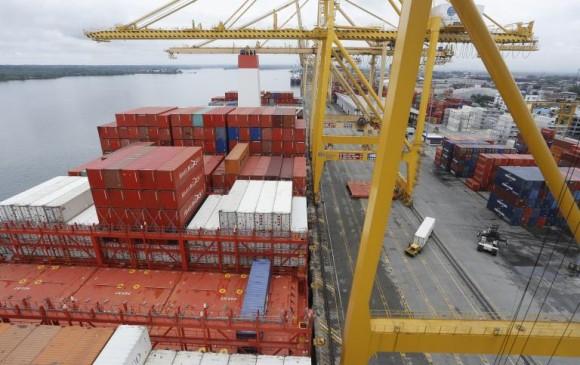 Exportaciones crecieron 1,4% en marzo