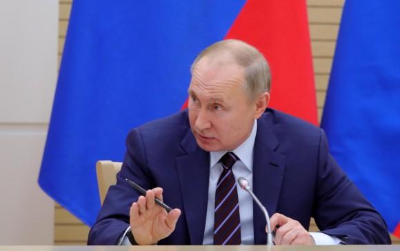 Putin propone limitar a dos los mandatos presidenciales en Rusia