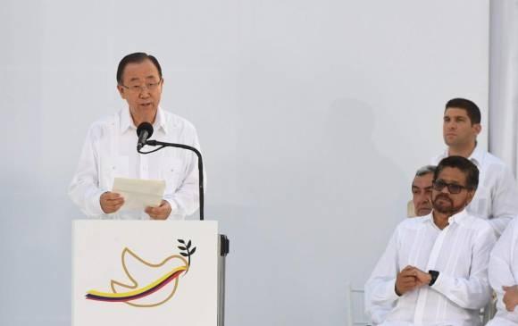 El comunicado del premio Nobel de la Paz