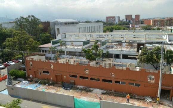 Esta tarde se realizará la implosión de otro edificio en Medellín