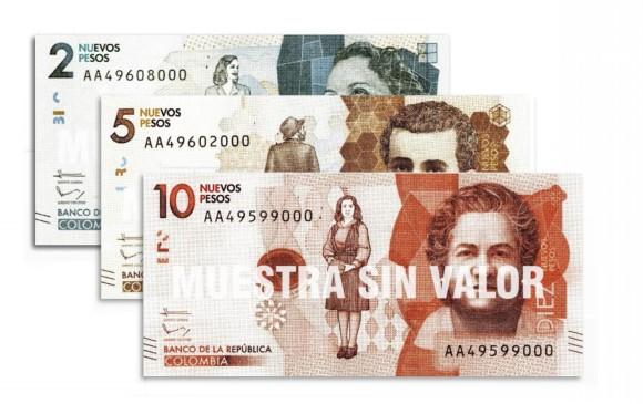 Gobierno ya radicó el proyecto para eliminar los tres ceros del peso